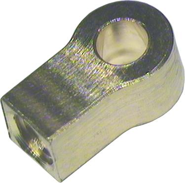 Zylinder Endstueck Bohrung 2,0 mm