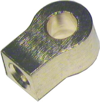 Kolbenstangen Endstueck Bohrung 2,0 mm