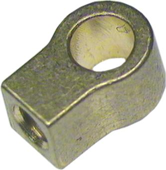 Kolbenstangen Endstück Bohrung 2,5 mm