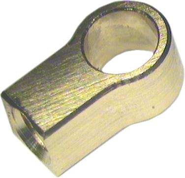 Zylinder Endstück Bohrung 3,0 mm