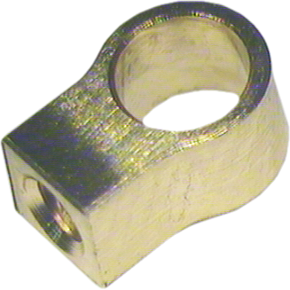 Kolbenstangen Endstueck Bohrung 3,0 mm
